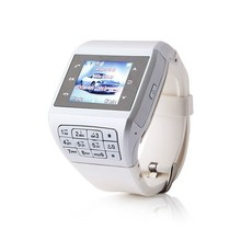 Hot Smart Watch Mobile Phone Q5 1.33'' TFT Touch Screen with SIM Card Slot + Bluetooth + Keyboard U8(China (Mainland))