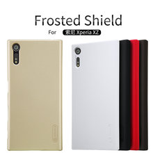 Buy Nillkin Frosted Shield Case Sony Xperia XZ F8331 Dual F8332 Ultra Thin Slim Hard Back Cover Free Film NS02 for $7.19 in AliExpress store