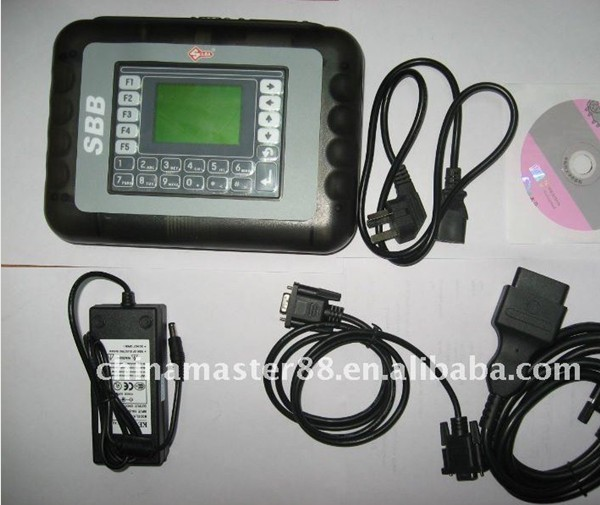 DHL shipping for high quality SBB Key Programmer Newest SBB V33 Key Programmer sbb immobilizer key programmer sbb v33