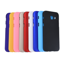 Buy frosted Shield Protective Shell Matte Back Cover Case Samsung Galaxy A5 2017 A520 A520F cover case for $1.43 in AliExpress store