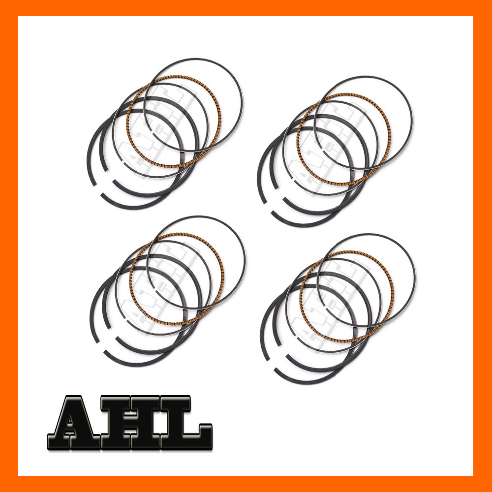 Motorcycle Engine parts High Quality STD Bore Size 48mm piston rings For Yamaha FZR250RR FZR 250 RR FZR250 R FZR 250R ZEAL250(China (Mainland))