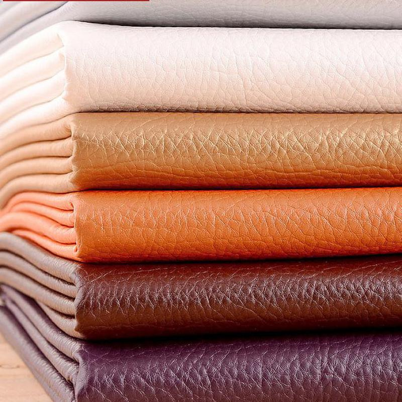 50x70cm Pu Synthetic Leather Material Leather Upholstery Fabric For Car Seat Tissu Simili Cuir Kunstleer Stof Tela Para Mueble(China (Mainland))