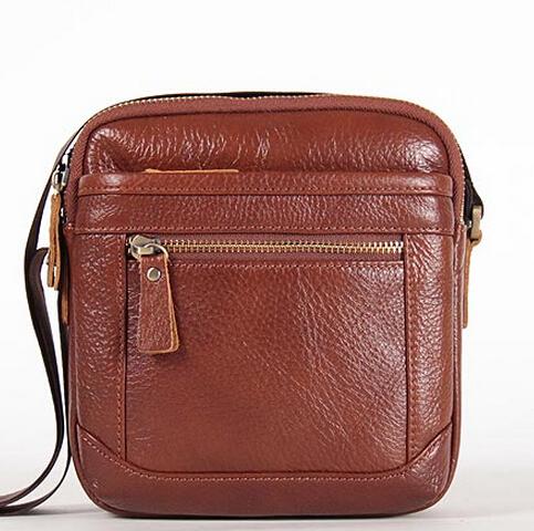 Здесь можно купить  100% Natural Genuine Leather  Bags Promotion Bags Men