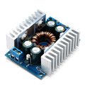DC DC 8A Automatic Step Up Step Down Adjustable Power Module Integrated Circuits Modules Board 150KHz