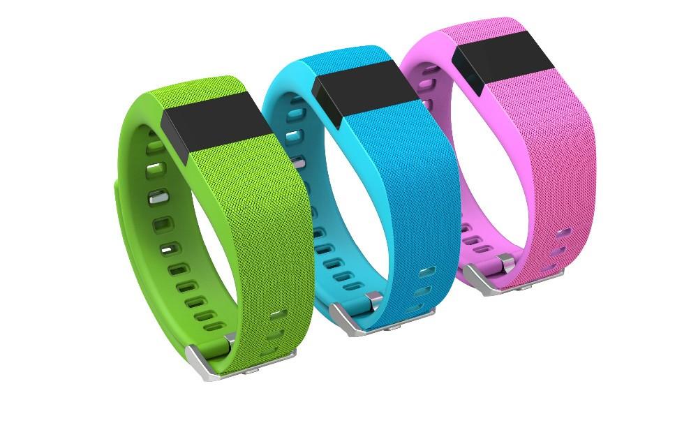 ถูก FineFunสมาร์ทสายรัดข้อมือJw86หัวใจออกกำลังกายสมาร์ทนาฬิกาสร้อยข้อมือติดตามบลูทูธS Martbandสำหรับios a ndroid (TW64ปรับปรุง)