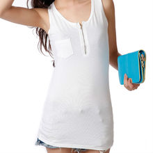 Womens Long Lean Camisole