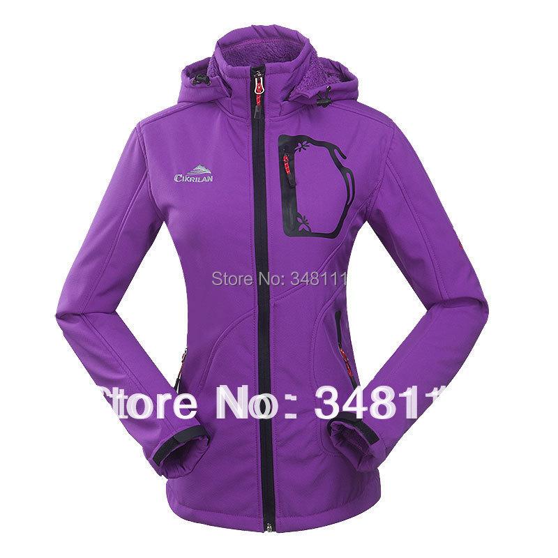+ China Post Airmail guarantee% Fleece Jackets women casual fashion skiwear - Integrity of outdoor shop store