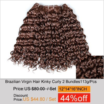 Sleek Brazilian Virgin Hair Bulk Hair Ombre Colorful Girls Human Hair Human Braiding Hair Bulk T1B/130 3PCS Lot Free Shipping