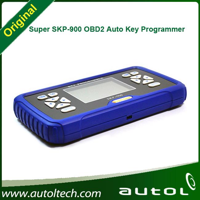 Best Selling Car Key Programming Tools Super OBD SKP900 OBD2 Auto Key Programmer key copier(China (Mainland))