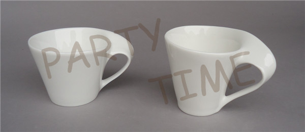 Ceramic coffee cups set, two coffee mugs in a set for couple, lovers(China (Mainland))