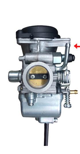 For Haojue Suzuki sharp cool EN125-A / 2A / 3A drilling leopard HJ125K-2 GX125 carburetor Jincheng Suzuki<br><br>Aliexpress