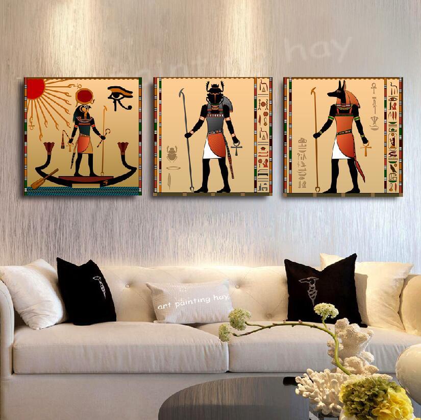 Decoracion Egipcia Antigua ~ Compra egipto arte online al por mayor de China, Mayoristas de egipto