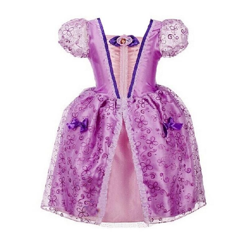 Cinderella Dress Girl Kids