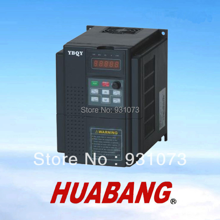 VFD-V, converter; frequency converter single phase 220V, 0-600Hz, 16A, 4KW, general type(China (Mainland))
