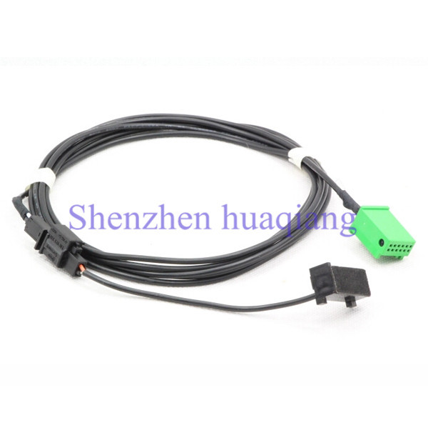 For Volkswagen VW RNS315 Bluetooth Set Bluetooth Wire Harness Kit Band Wire Adaptor(China (Mainland))