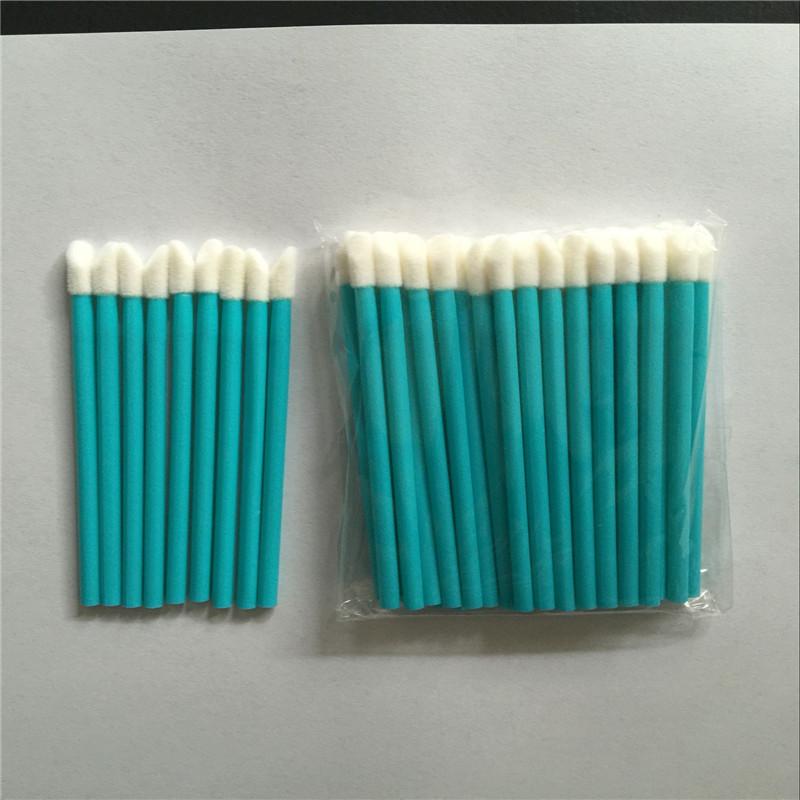 New Arrival 50Pcs Disposable Cosmetic Lip Brush Lipstick Gloss Wands Applicator Makeup Tool&Accessories Brush