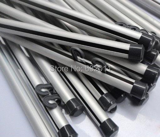 100cm Aluminum POP banner poster holder rails hanger strip(China (Mainland))