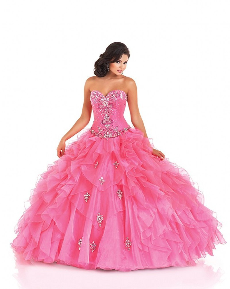 hot pink sweet 16 dresses cocktail dresses 2016