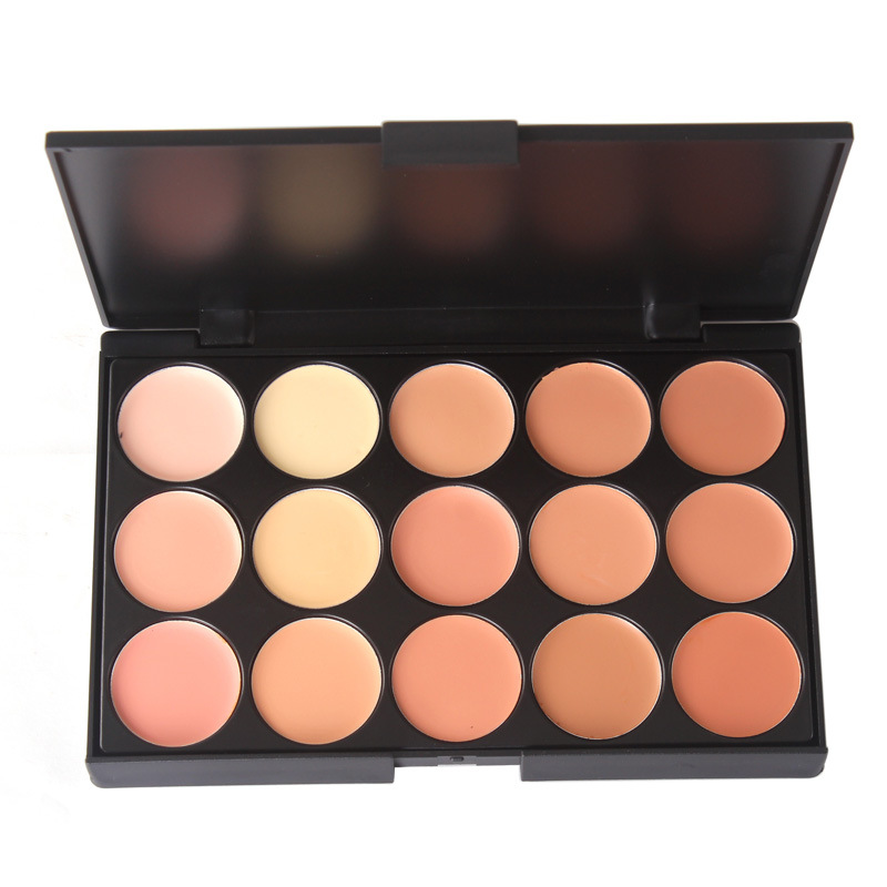 Promotions are exported to Europe and explosive volume 15 color concealer Foundation repair cream(China (Mainland))