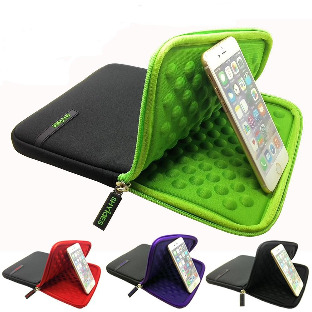 """Free Shipping sleeve case bag for 7inch tablet pc 7"""" Notebook Soft Protect Cloth Bag Pouch Cover Case 7inch tablet bag(China (Mainland))"""