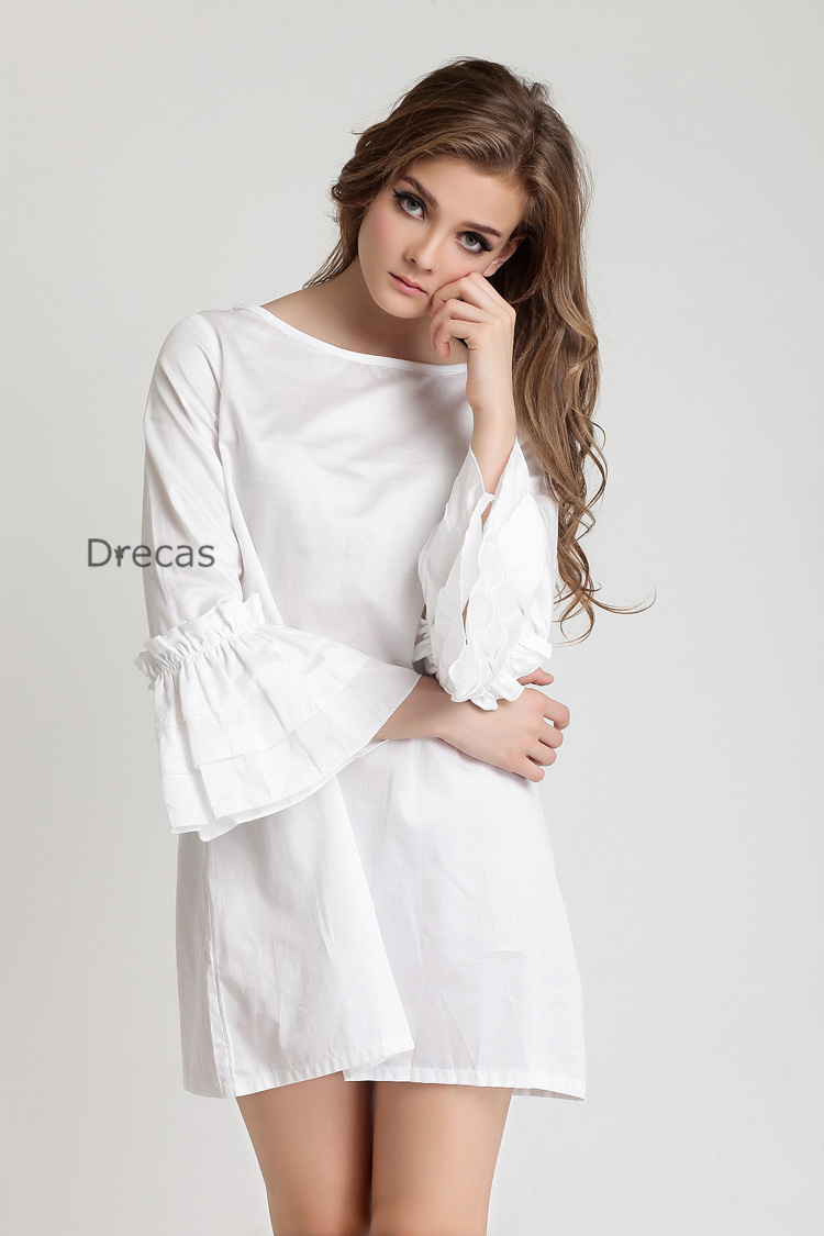 Find white cotton dress from a vast selection of Elegant Dresses for Women. Get great deals on eBay!