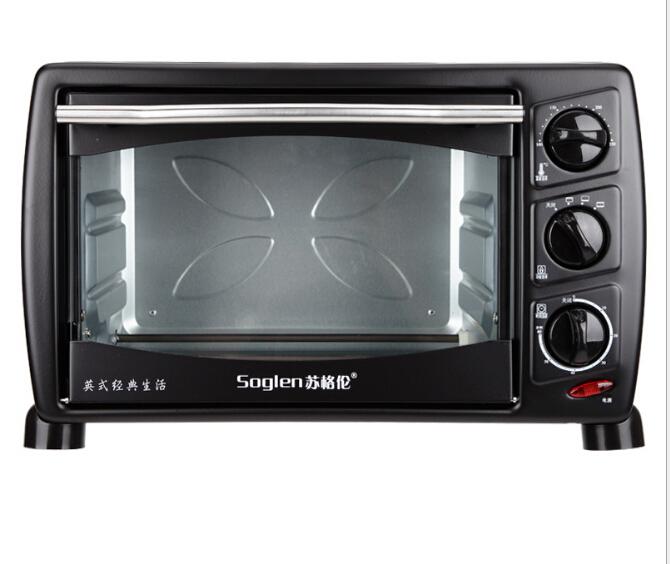 Countertop Oven Que Es : Aliexpress.com: Comprar 15L tostadora pastel horno mini horno de pizza ...