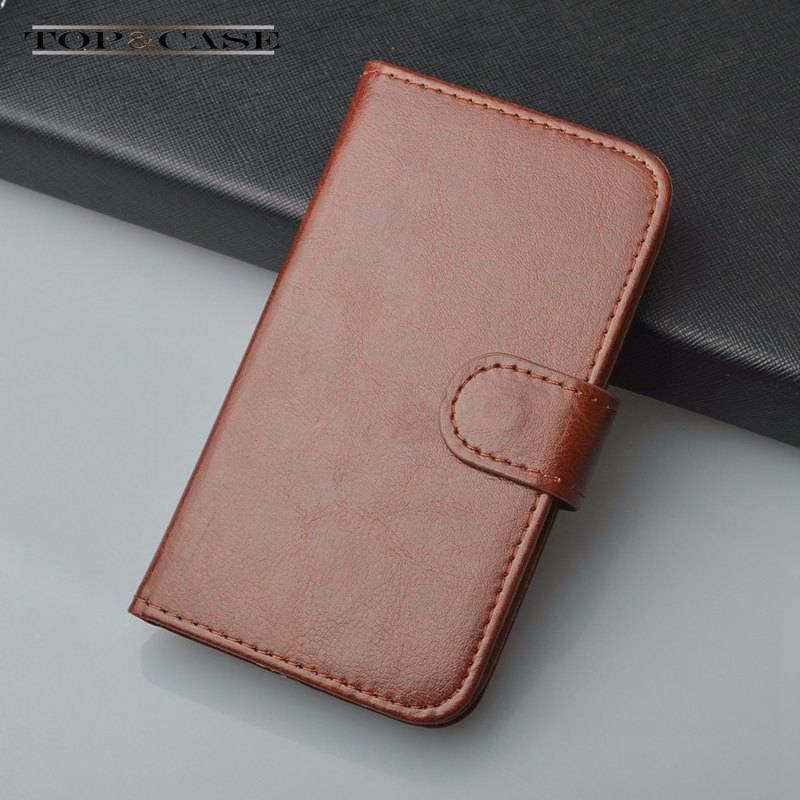 For HTC Desire 320 Cell Phone Case Leather Purse Pouch Cover Case for HTC 320 with Card Slots SJ1628(China (Mainland))