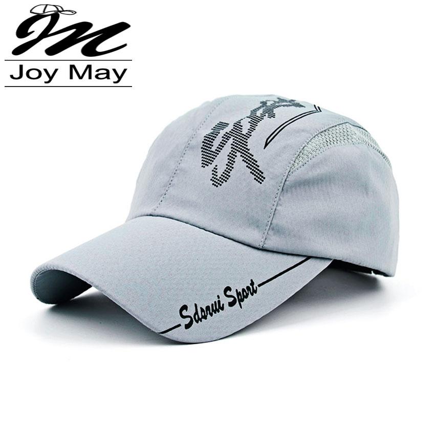 2016 New Outdoor Quick-drying Casual Baseball Cap Breathable Spnapback Sports Sun-hat Fishing Hat Fashion Running Cap B293(China (Mainland))