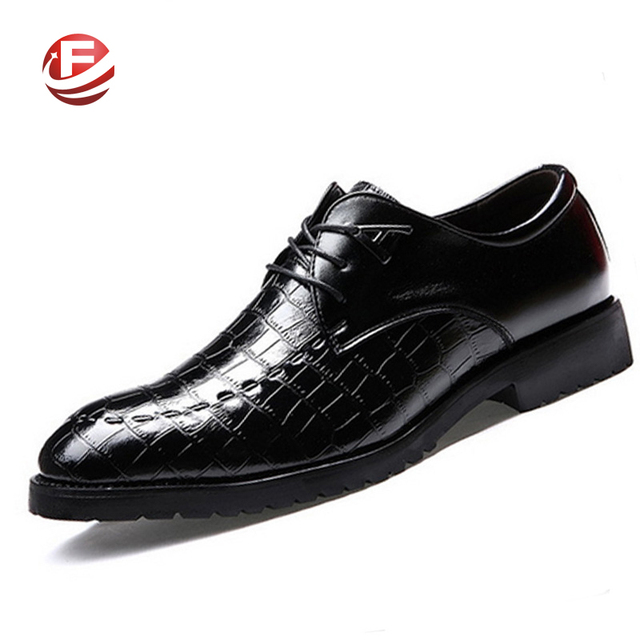 Бизнес обувь формальные мужчины мода оксфорд ес 38 - 43 свадебные ну вечеринку обувь ...
