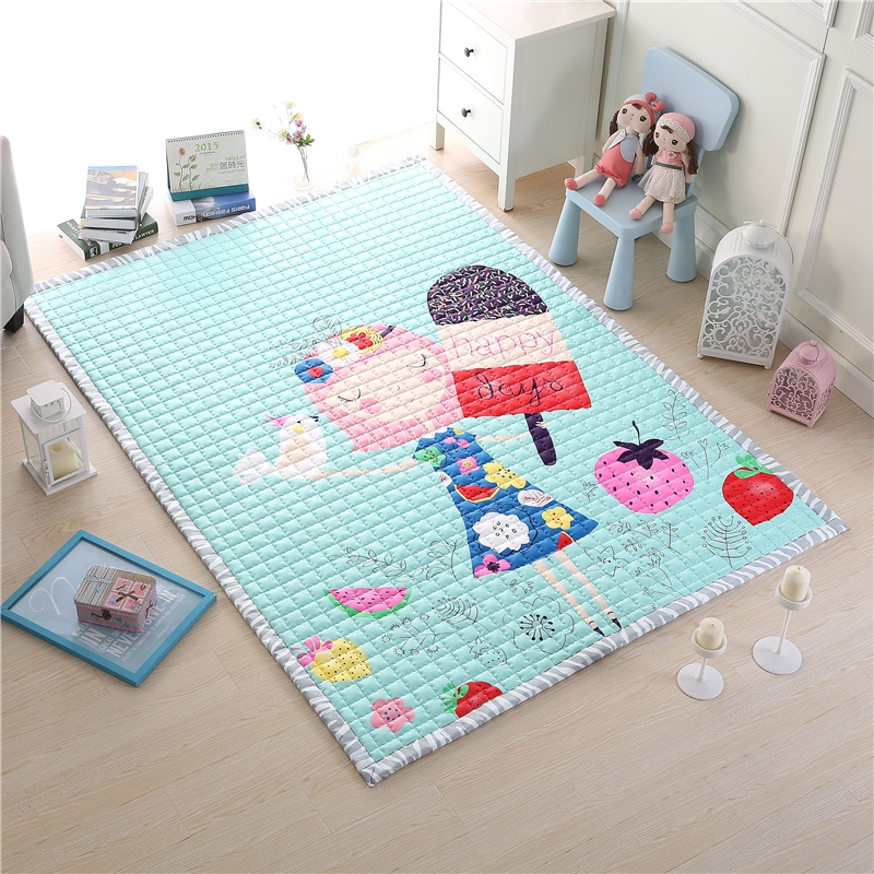 Girl and ice cream kids rug rugs kids bedroom children carpet rugs and carpets for children - Amazing style rugs for kids rooms ...