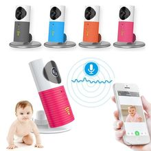 Night Vision Wireless Baby monitor Mini IP baby Monitor With Camera Detection Baby Security smart home(China (Mainland))