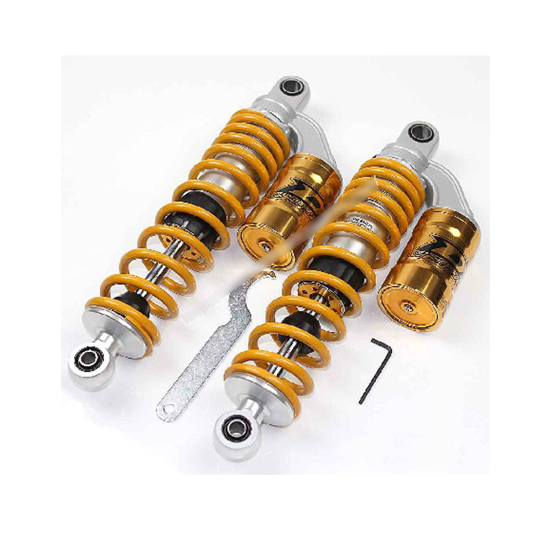 Taiwan DJ1 330mm Adjustable Twin Rear Shock Absorbers Honda CB400 99-11 VTEC 92-98 SF Superfour XJR400 universal motorcycle - Online Store 516272 store