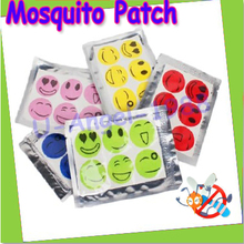 60pcs ummer baby mosquito drive midge stickers Repellent Bracelet (10 Pack)(China (Mainland))
