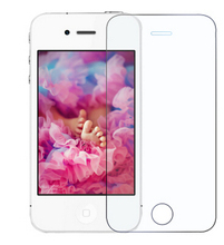 10 PS 0.33mm 9H Tempered Glass Screen Protector For iPhone 4 4S HD Toughened Protective Film Guard for ipone 4 4s I phone Ecran