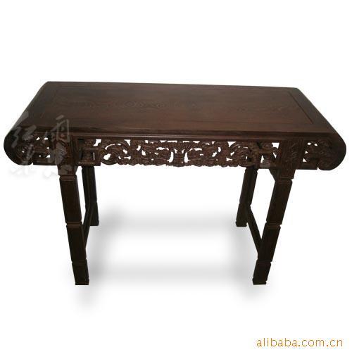 Antique furniture, classical piano desk reads Ganoderma(China (Mainland))