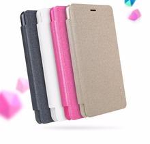 case for xiaomi redmi3s cover NILLKIN Sparkle PU leather case flip cover for xiaomi redmi 3s pro case (5.0 inch) redmi 3s case(China (Mainland))