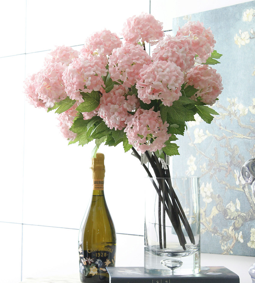 Compare prices on hydrangea flower arrangements online