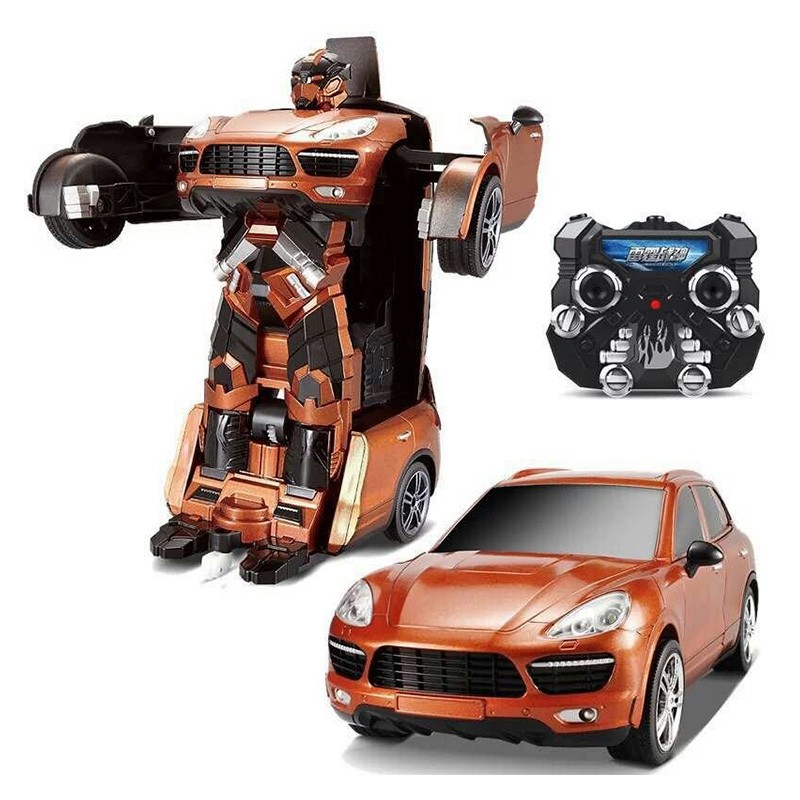 Remote Control Thunder Ares Car Toy Radio Controlled Robot ...