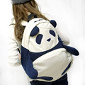 Japanese Style 2 Colors Panda Backpack Women Girl Student Kids Bag Shoolbag Cute Gift