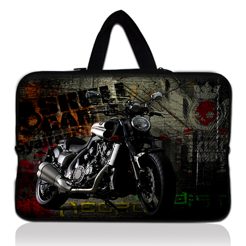 """Cool Motor 10"""" 10.1"""" Laptop Handle Bag Netbook Sleeve Case For Asus EEE Pad Acer Aspire One(China (Mainland))"""