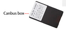 Car Accessories For Adding canbus box for Car DVD Player Free Shipping(China (Mainland))