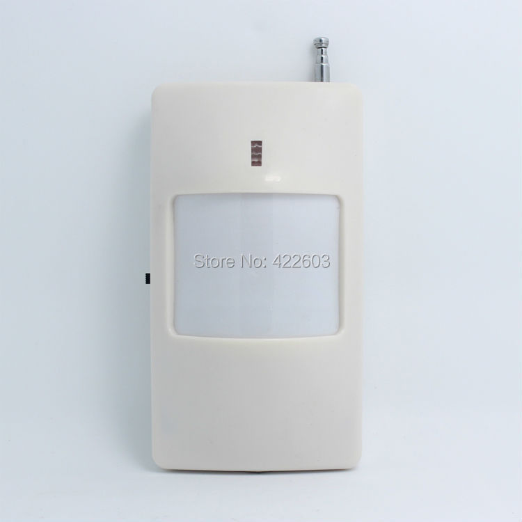 HOT SALE! Wireless PIR Detector for home alarm home security system 433/315MHZ motion sensor FREE SHIPPING(China (Mainland))