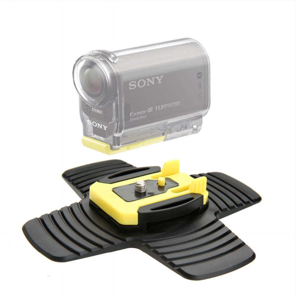 DZ SM1 Surfboard Mount for Sony Action Camera HDR AS20 HDR AZ1VR