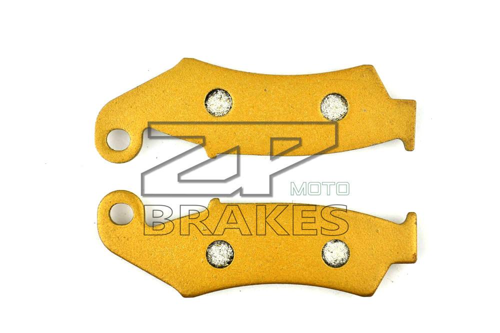 New Organic Brake Pads For Front KAWASAKI KX 250 K1 1994,KLX 250 S 2008,KDX 220 R 1997-2006 Motorcycle BRAKING OEM High Quality(China (Mainland))