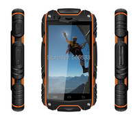 Discovery V8 4.0 inch Smart Phone Android 4.2 MTK6582 Dual core cell phones Waterproof Dustproof Shockproof 2 SIM WIFI