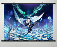 Vocaloid: Hatsune Miku Home Decor Anime Japan Poster Wall Scroll NEW Cosplay
