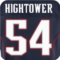 MENS #10 Jimmy Garoppolo#21 Malcolm Butler#54 Dont'a Hightower# Jerseys(China (Mainland))