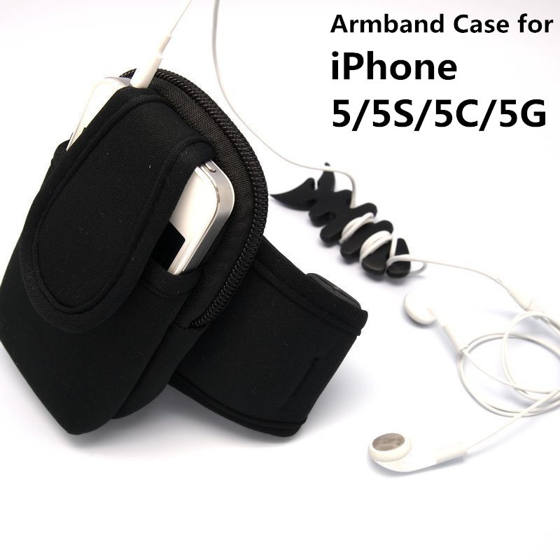 Sale New Armband Sport GYM Bag Case Pouch protector For Mobile Cell Phone Arm Band Bag For iphone 5 5S 5C 5G Free Shipping(China (Mainland))