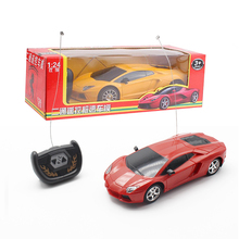 Buy 1/24 Drift Speed Radio Remote Control Car RC RTR Truck Racing Car Toy Xmas Gift Remote Control RC Cars Toys Children for $9.87 in AliExpress store