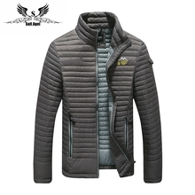 2016 new men's Stand collar outdoor Thin jacket men fashion brand sports Duck downs padded jacket white feathers down jacket(China (Mainland))